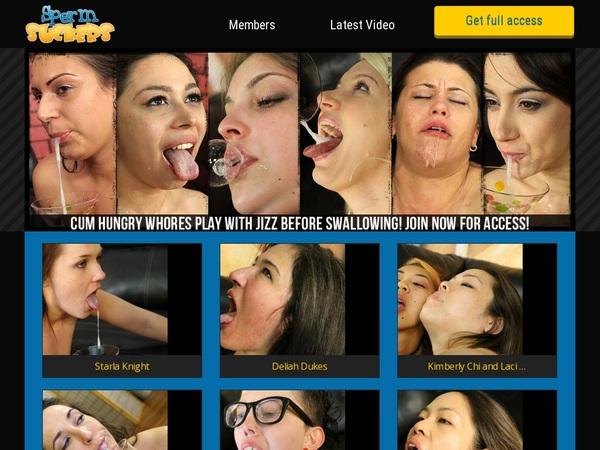 New Free Spermsuckers.com Accounts