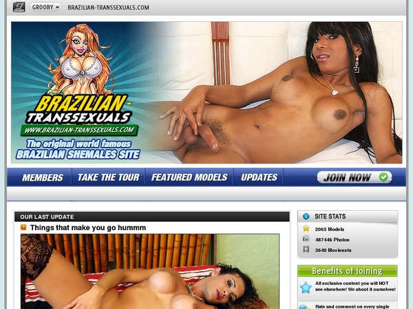 Photo Braziliantranssexuals