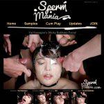Spermmania Free Member
