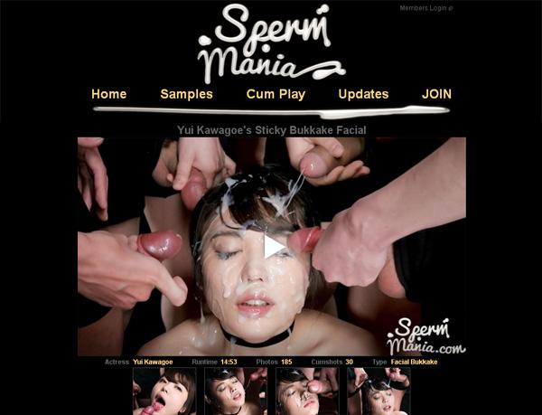 Trial Spermmania.com Free