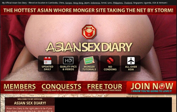 Asiansexdiary.com Pay With