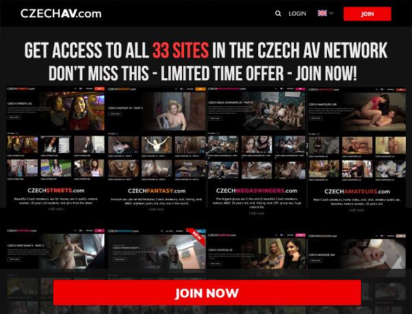 Czechav Password Site