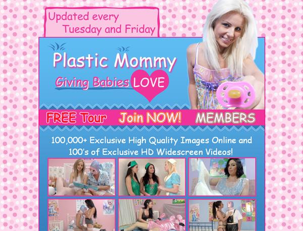 Plastic Mommy Password Login
