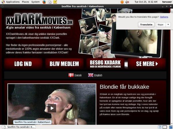 Xxdarkmovies.dk Pornstars