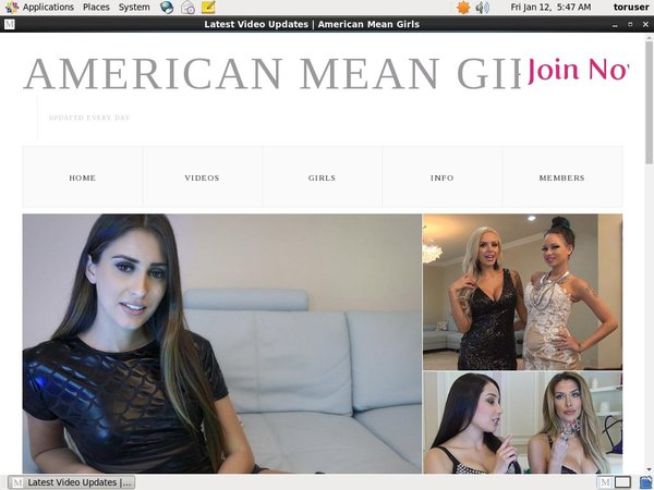 Join Com Americanmeangirls Free