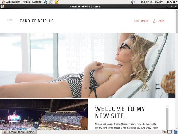Candice Brielle Instagram