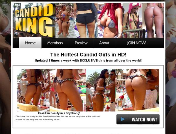 Candidking.com Nude Videos