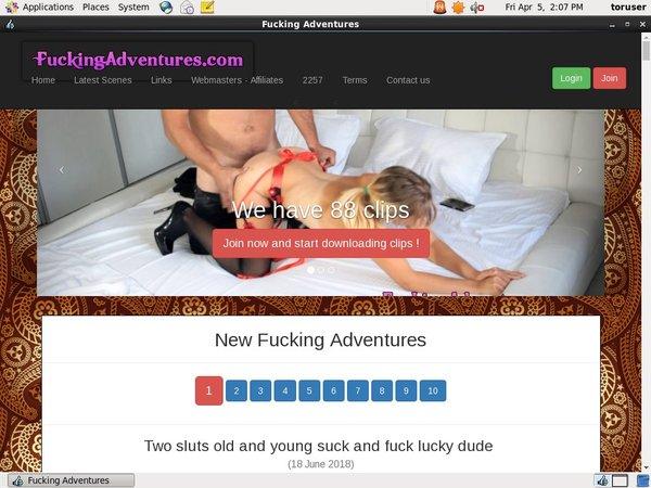 Fuckingadventures.com Clips