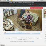 Free TV House Voyeur Account