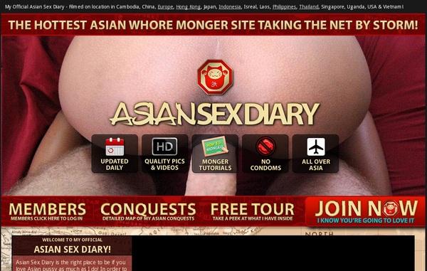 Asian Sex Diary Models