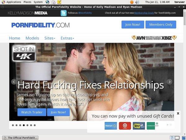Free Pornfidelity.com Porn