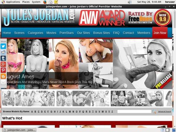 Julesjordan.com Discount Memberships