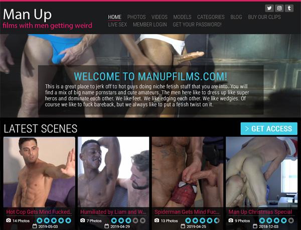 Manupfilms.com Premium Acc