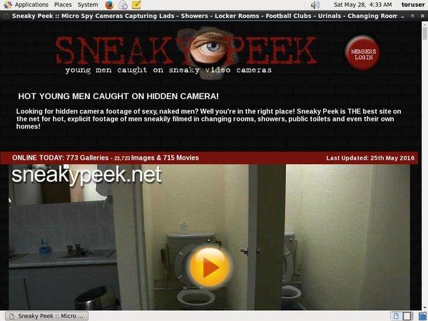 Sneakypeek Porn Sex