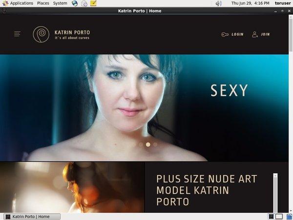Katrinporto.com Account Info