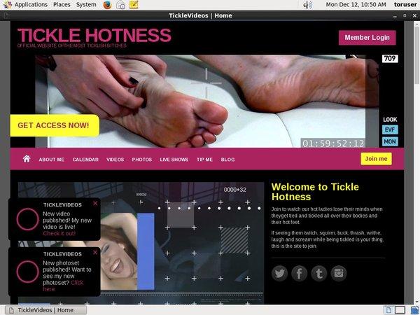 Ticklehotness.com Automatische Incasso